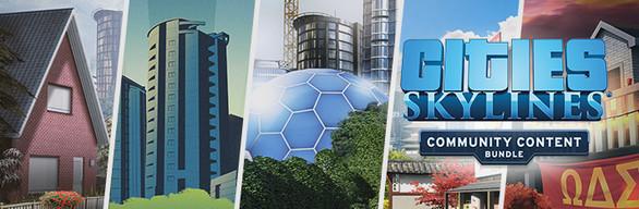 Cities: Skylines - Community Content Bundle