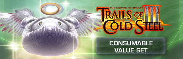 The Legend of Heroes: Trails of Cold Steel III - Consumable Value Set
