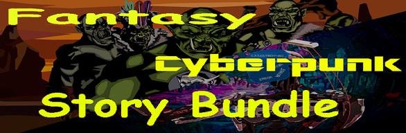 Fantasy Cyberpunk Story Time