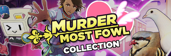 Murder Most Fowl Collection