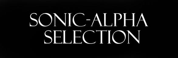 Sonic-Alpha Selection