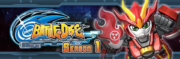 Battle Disc Season 1