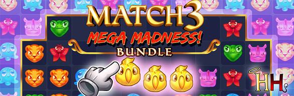 MATCH3 MEGA MADNESS