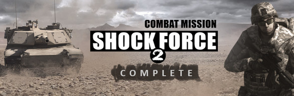 Combat Mission Shock Force 2 Complete