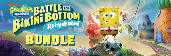 SpongeBob SquarePants: Battle for Bikini Bottom - Rehydrated Bundle