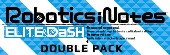 ROBOTICS;NOTES ELITE & DaSH DOUBLE PACK