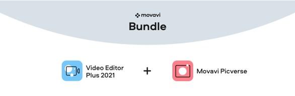 Movavi Video Editor Plus 2021 + Movavi Picverse