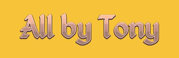 ALL BY TONY