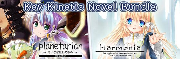 VisualArts/Key Kinetic Novel Bundle