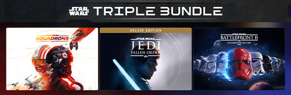 TRIPLO BUNDLE EA STAR WARS™