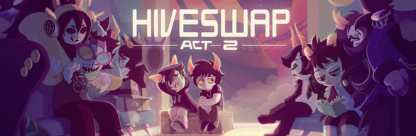 HIVESWAP: Act 2 Soundtrack Edition