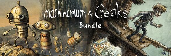 Machinarium & Creaks Bundle