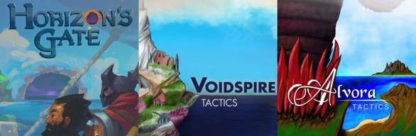 Rad Codex Tactics Bundle