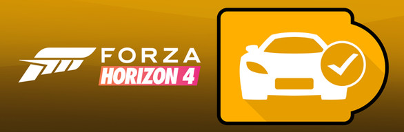 Forza Horizon 4 Car Pass