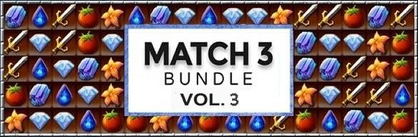 MATCH3 BUNDLE (VOL. 3)
