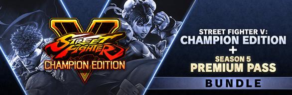 Street Fighter V: Champion Edition + Season 5 Premium Pass Bundle