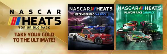 NASCAR Heat 5 - Top Up Pack