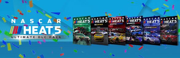 NASCAR Heat 5 - Ultimate DLC