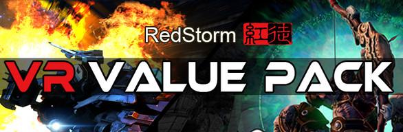 RedStorm VR Value Pack