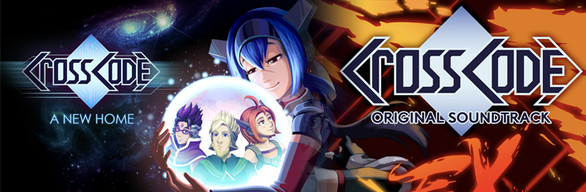 CrossCode: A New Home OST Bundle