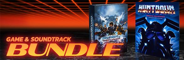 Huntdown Game & Soundtrack Bundle