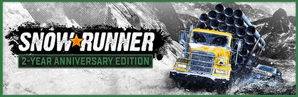 SnowRunner + Year 1 Pass + Year 2 Pass