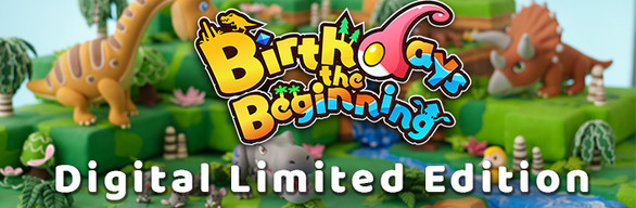 Birthdays the Beginning Digital Limited Edition (Game + Art Book + Soundtrack)
