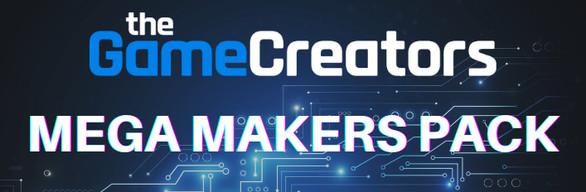 The Game Creators - Mega Makers Pack