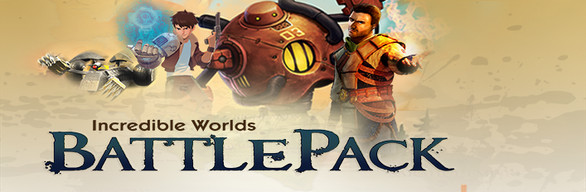 Incredible Worlds Battle Pack