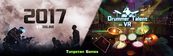 Zombie & Drum? :2017 VR & Drummer Talent VR