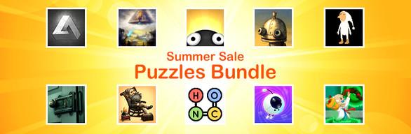 Summer Sale Puzzles Bundle