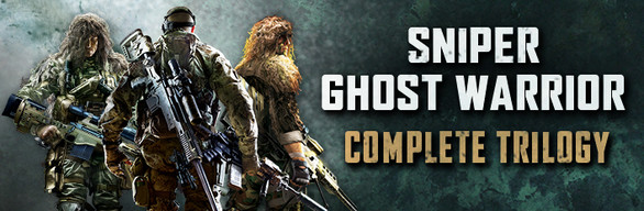 Sniper Ghost Warrior Complete Trilogy