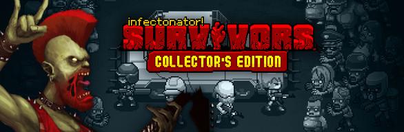 Infectonator: Survivors - Collector's Edition - Includes Artbook & OST