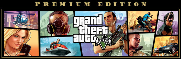 Grand Theft Auto V: Premium Edition 10 Year UNLIMITED