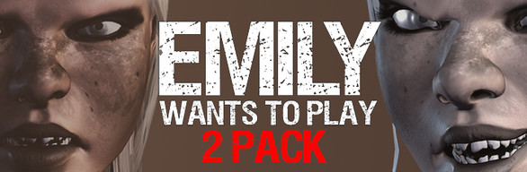 Emily Wants to Play 2 Scary Horror Pack