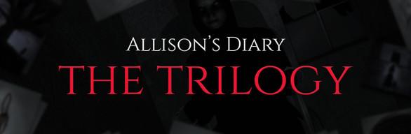 Allison's Diary: The Trilogy