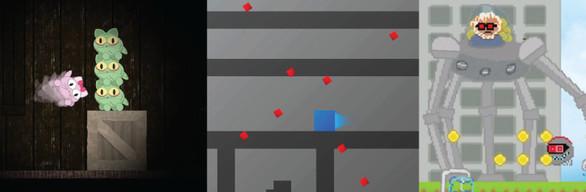 Russpuppy Platformer Games