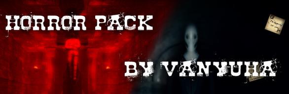Horror pack by VaNyuHa
