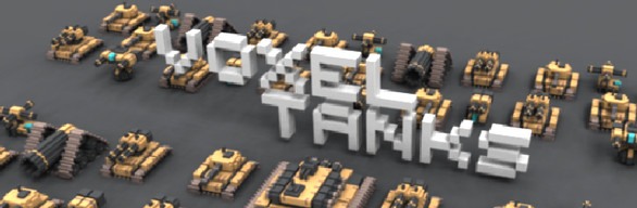Voxel Tanks Game and Soundtrack