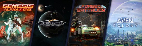 Team17 Sci-Fi Strategy Pack