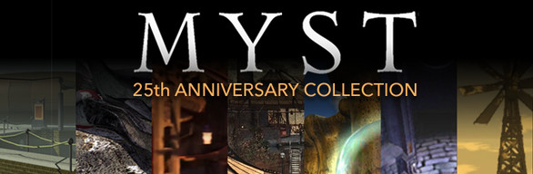Myst 25th Anniversary Collection