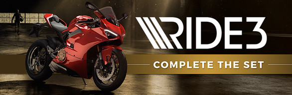 RIDE 3 - Complete the Set