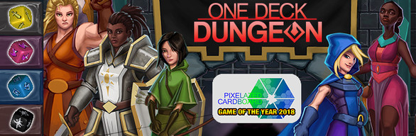 One Deck Dungeon: Game of the Year Bundle