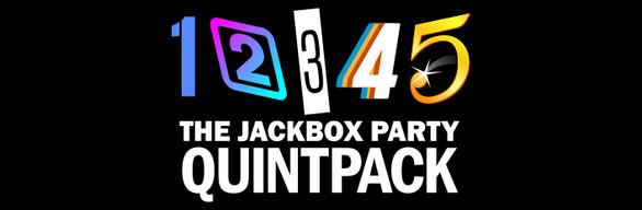 The Jackbox Party Quintpack