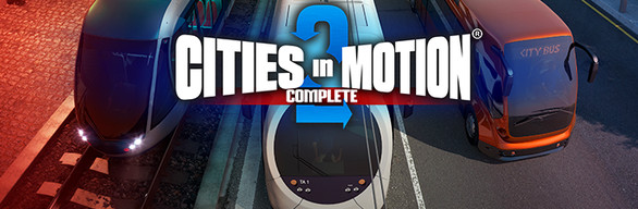Cities in Motion 2 Complete Edition
