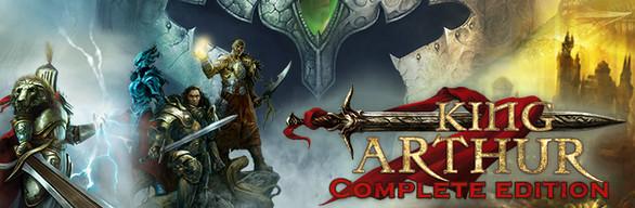 King Arthur I Complete Edition
