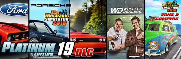 Car Mechanic Simulator 2018 - Platinum Edition