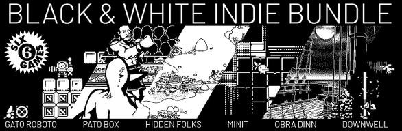 The Black & White Indie Games Bundle