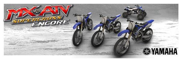 MX vs. ATV Supercross Encore - Yamaha DLC Pack