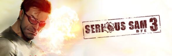 Serious Sam 3 Deluxe Upgrade